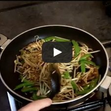Thai Chicken Noodles Recipe